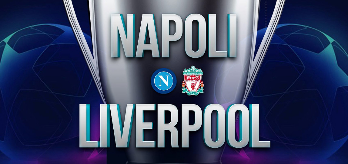 NAPOLI LIVERPOOL Streaming Rojadirecta, Diretta TV Immagini Highlights Gratis.