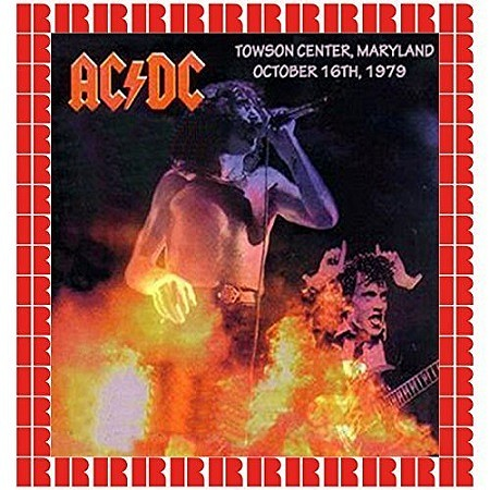 AC/DC - Towson Center, Maryland, 1979 (HD Remastered Edition) (2018) mp3 - 320kbps