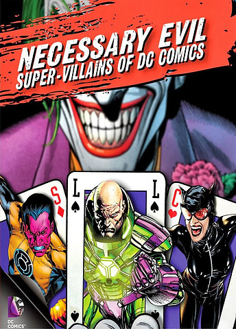 Neccesary of Evil: Super-Villains DC Comics