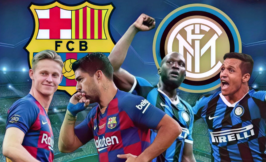 Rojadirecta Barcellona Inter Streaming Gratis, dove vederla.