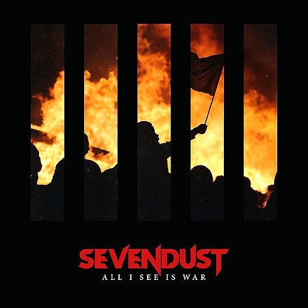 Sevendust - All I See Is War (2018) mp3 - 320kbps