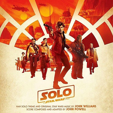 descargar BSO SOLO - A Star Wars Story (John Williams & John Powell) (2018) mp3 - 320kbps gartis