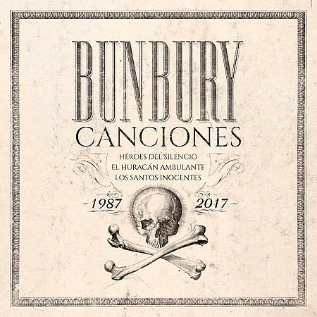 Bunbury - Canciones 1987-2017 (2018) mp3 - 320kbps