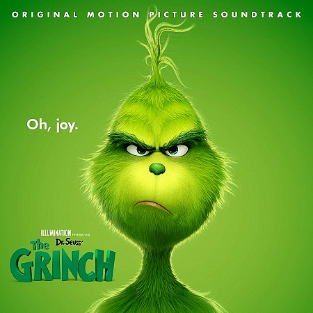 BSO Dr. Seuss' the Grinch (V.A.) (2018) mp3 - 320kbps