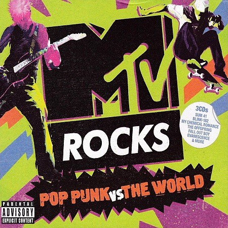 V.A. MTV Rocks (2018) mp3 - 320kbps
