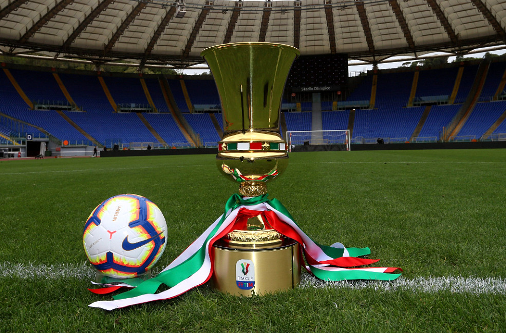 Dove Vedere Napoli Inter Streaming Gratis Link Web Online Coppa Italia.