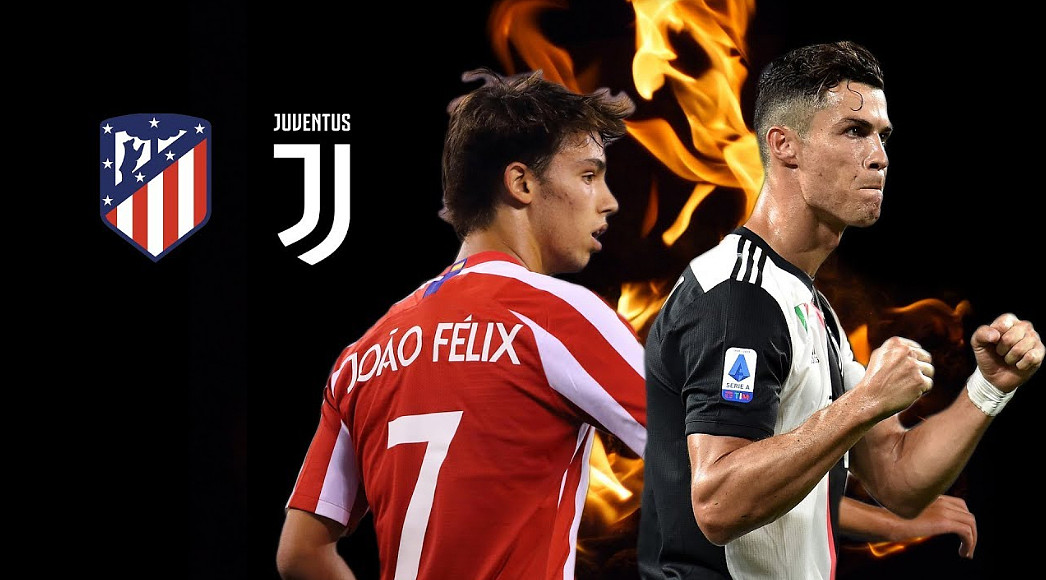 ATLETICO MADRID JUVENTUS Streaming Gratis in chiaro? Info Facebook YouTube, dove vederla col computer