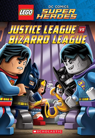 Lego: Justice League vs. Bizarro League [Latino][DVD 5]
