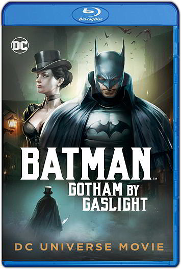 Batman: Gotham a luz de gas (2018) HD [1080p y 720p Latino] [Varios Hosts]