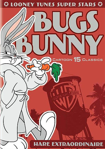 Looney Tunes Super Stars' Bugs Bunny: Hare Extraordinaire [Latino][DVD 5]