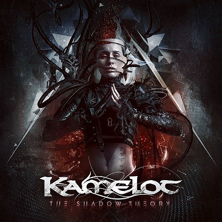 Kamelot - The Shadow Theory (Deluxe) (2018) mp3 - 320kbps