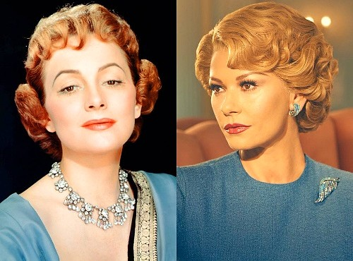 FEUD-catherine-zeta-jones-olivia-de-havilland-el-rincon-de-hbo