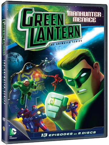 Green Lantern: The Animated Serie – Volume Two [DVD 5][Latino]
