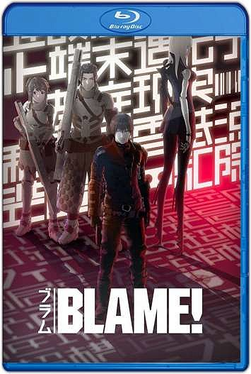 Blame! (2017) HD [1080p y 720p Latino] [Varios Hosts]