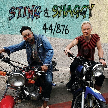 Sting & Shaggy - 44/876 (Deluxe) (2018) mp3 - 320kbps