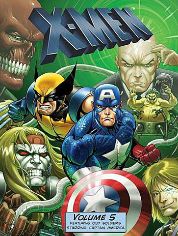 X-MEN: Volume Five [Latino]