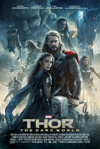 Thor: The Dark World [DVD5][Latino]