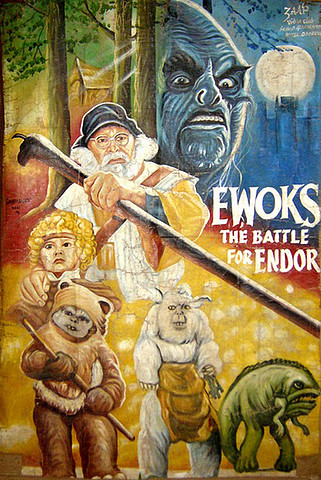 An Ewok Adventure: The Battle For Endor [DVD 5]