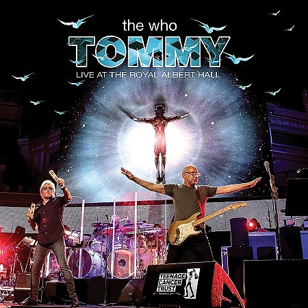 The Who – Tommy Live At The Royal Albert Hall (2017)