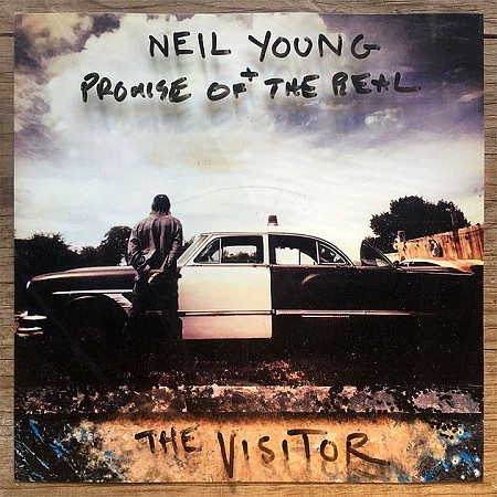 Neil Young & Promise of the Real – The Visitor (2017)