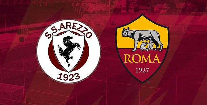 AREZZO ROMA Streaming No Rojadirecta e Diretta TV con Twitter Facebook e YouTube | Amichevole Calcio d'Estate