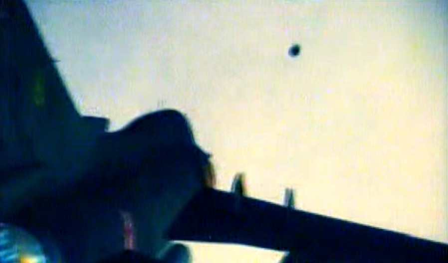 VIDEO UFO Perù: l'incredibile storia OVNI di una intercettazione in volo.