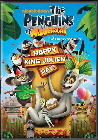 The Penguins of Madagascar: Happy King Julien Day! [Latino][DVD 5]
