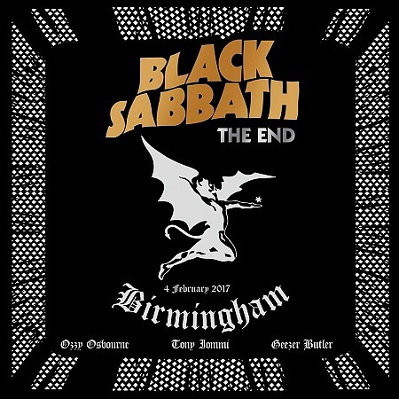 Black Sabbath – The End (2017) mp3 - 320kbps