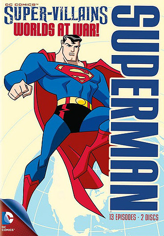Super-Villains: Superman – Worlds at War! [DVD5][Latino]