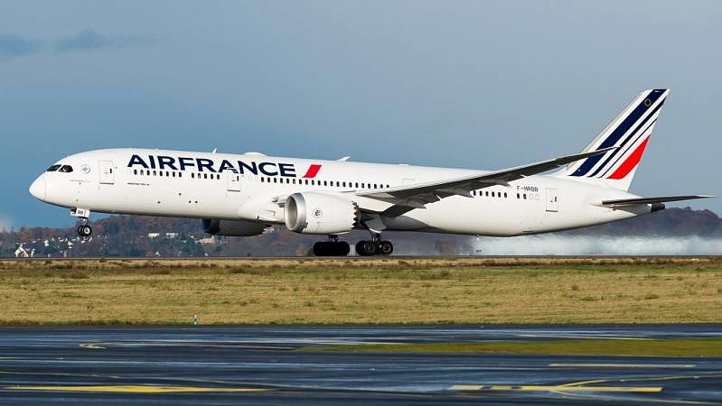 Air France, listeria in sandwich al tonno in voli aerei