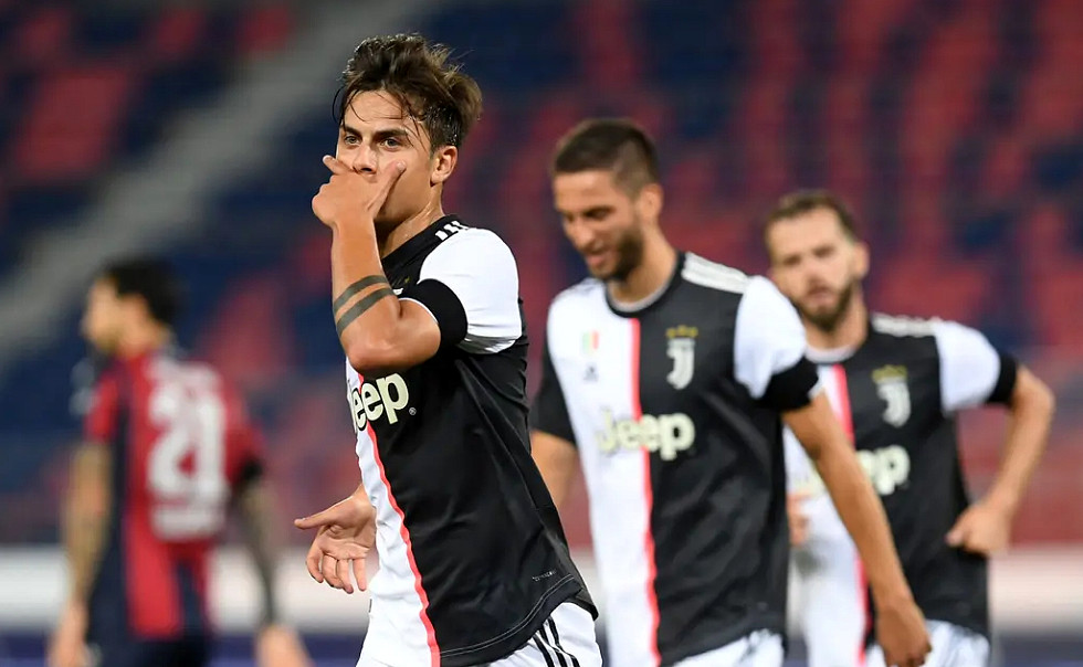 Bologna-Juventus risultato finale 0-2 Video Highlights YouTube.