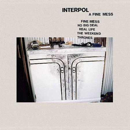 descargar Interpol – A Fine Mess (EP) (2019) mp3 - 320kbps gratis