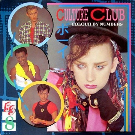 Culture Club – Colour By Numbers (Remastered Deluxe Edition) (2017) mp3 - 320kbps