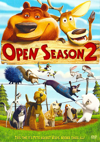 Open Season 2 [DVD 5]