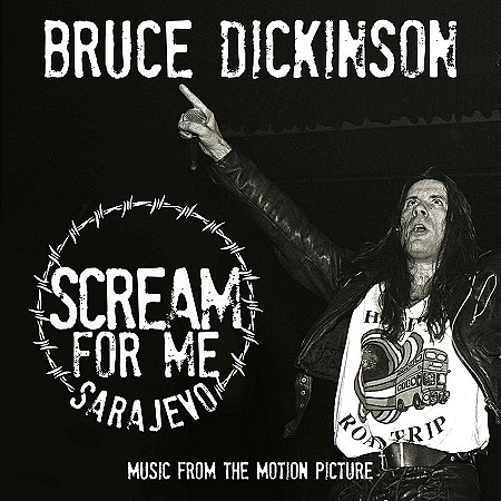 BSO Scream for Me Sarajevo (Bruce Dickinson) (2018) mp3 - 320kbps