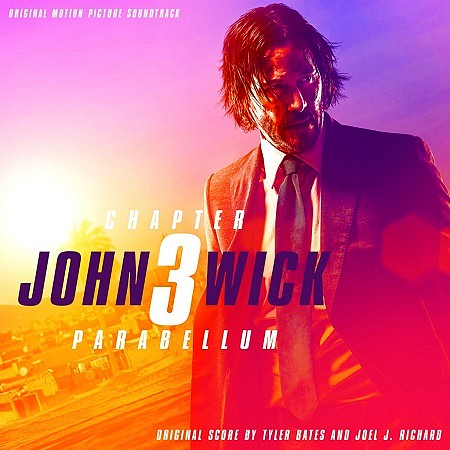 descargar BSO John Wick Chapter 3 – Parabellum (Tyler Bates & Joel J. Richard) (2019) mp3 - 320kbps gratis