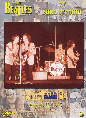 The Beatles at Shea Stadium [DVD 5]