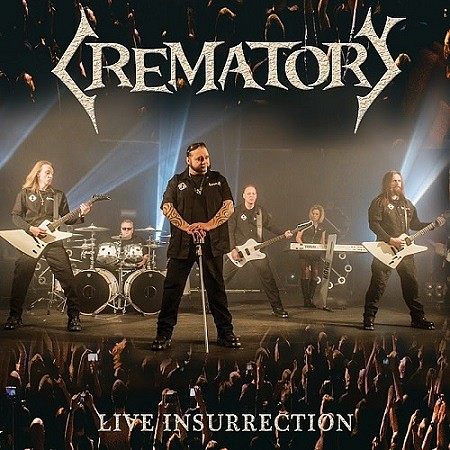 Crematory – Live Insurrection (2017) mp3 - 320kbps