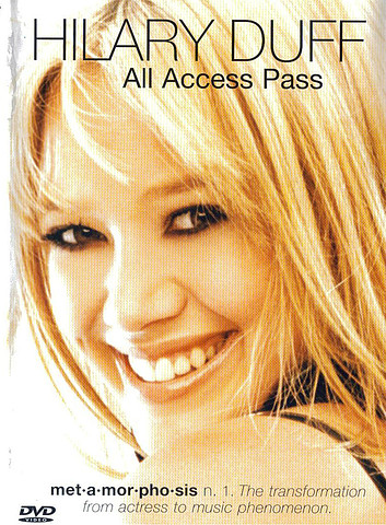 Hilary Duff ‎– All Access Pass [DVD5]