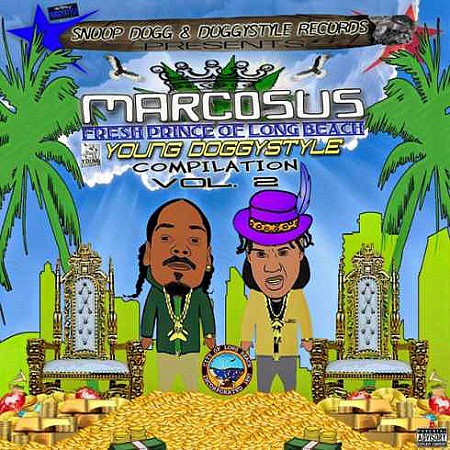 Snoop Dogg presents - Marcosus – Young Doggystyle Compilatio