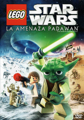 Lego Star Wars: The Padawan Menace [Latino]