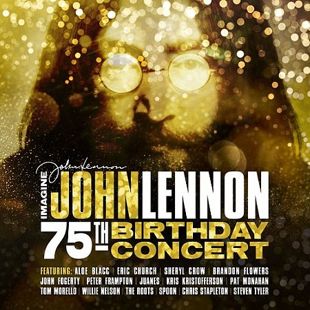 descargar V.A. Imagine: John Lennon 75th Birthday Concert (Live) (2019) mp3 - 320kbps gratis