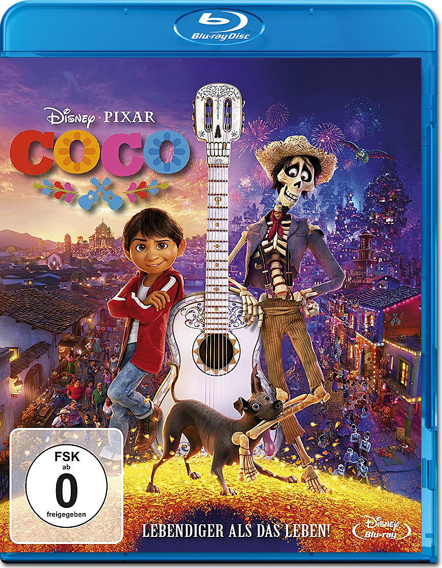Coco (2017) HD [1080p y 720p Latino] [Varios Hosts]