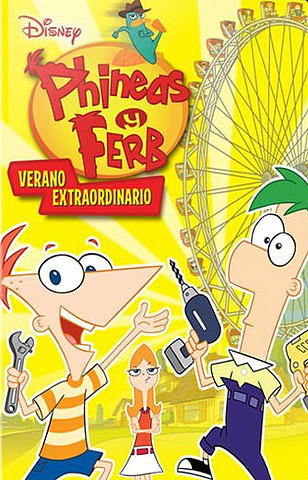 Phineas And Ferb: Verano Extraordinario [Latino]