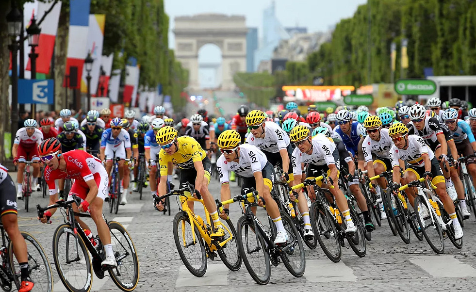 Rojadirecta Tour de France 2019 in tv e streaming.