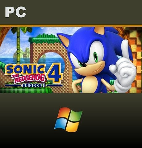 Sonic the Hedgehog 4 Collection Episodio 1 y 2 [PC] (2012) [Español] [CD] [Varios Hos