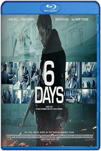 6 Días (2017) HD [1080p y 720p Latino] [Varios Hosts]