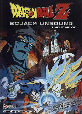 Dragon Ball Z – Bojack Unbound