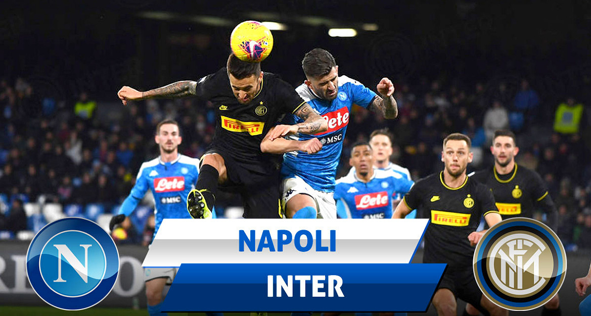 Rojadirecta Napoli Inter Coppa Italia streaming gratis Diretta Rai Play.