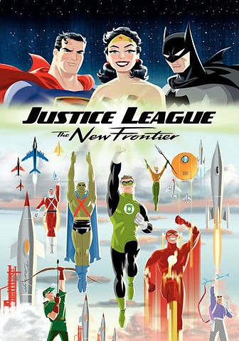 Justice League: The New Frontier [Latino][DVD 5]